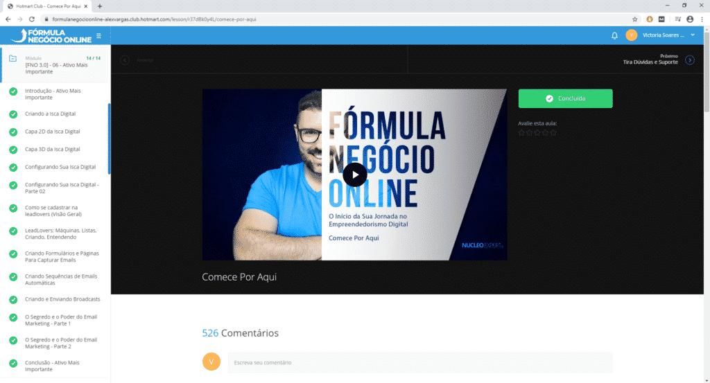 formula negócio online 5.0